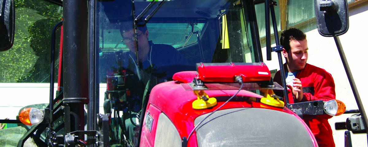 MAchinisme agricole - Formation - Bac